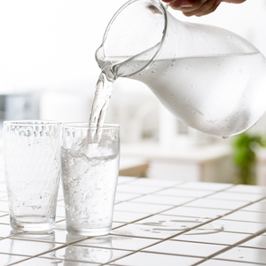 Water is essential for your wedding weekend.