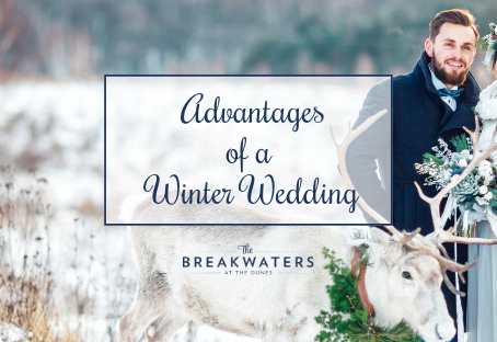 Advantages of a Winter Wedding