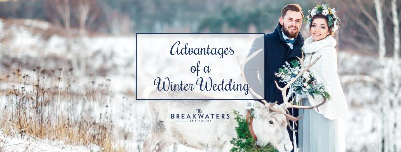 Breakwaters Sea Isle City Winter Wedding