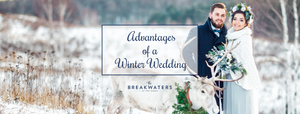 Breakwaters Sea Isle City Winter Wedding