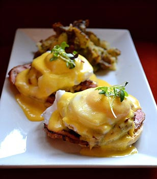 The Gables at Chadds Ford has a New Brunch Menu