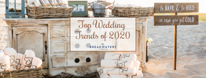 2020 Trends for Your Wedding: Interpretations of the Classics with a Modern Twist