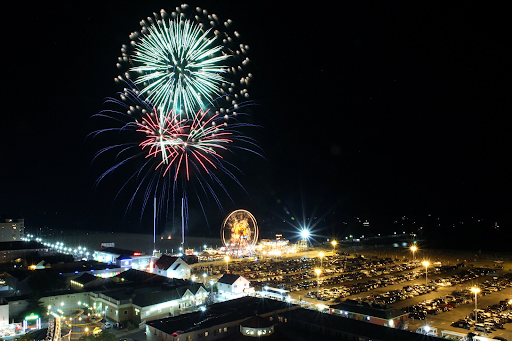 Fireworks are back in Ocean City!!