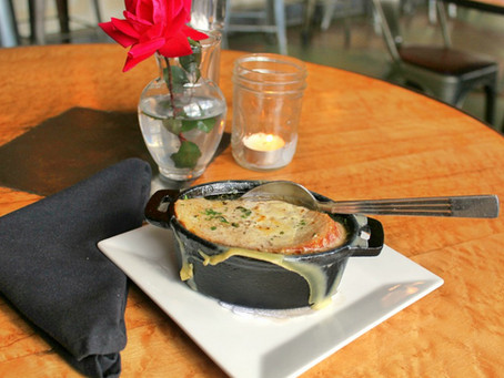 Stop In and Warm Up With Our Winter Menu