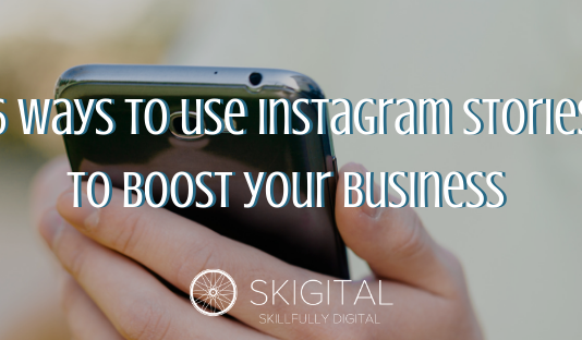 6 Ways to Use Instagram Stories to Grow Your Business