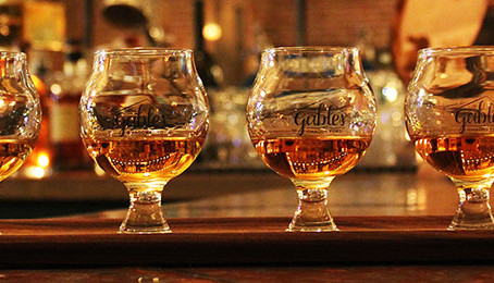 Launching Now at The Gables' Bar: Scotch, Bourbon Flights