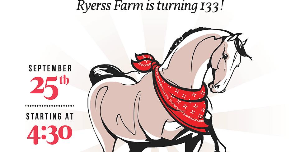 Ryerss Birthday Party