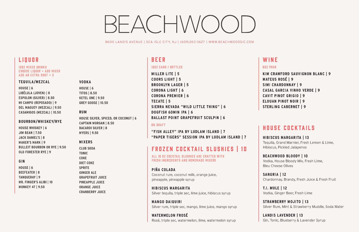 Beachwood Fine Dining