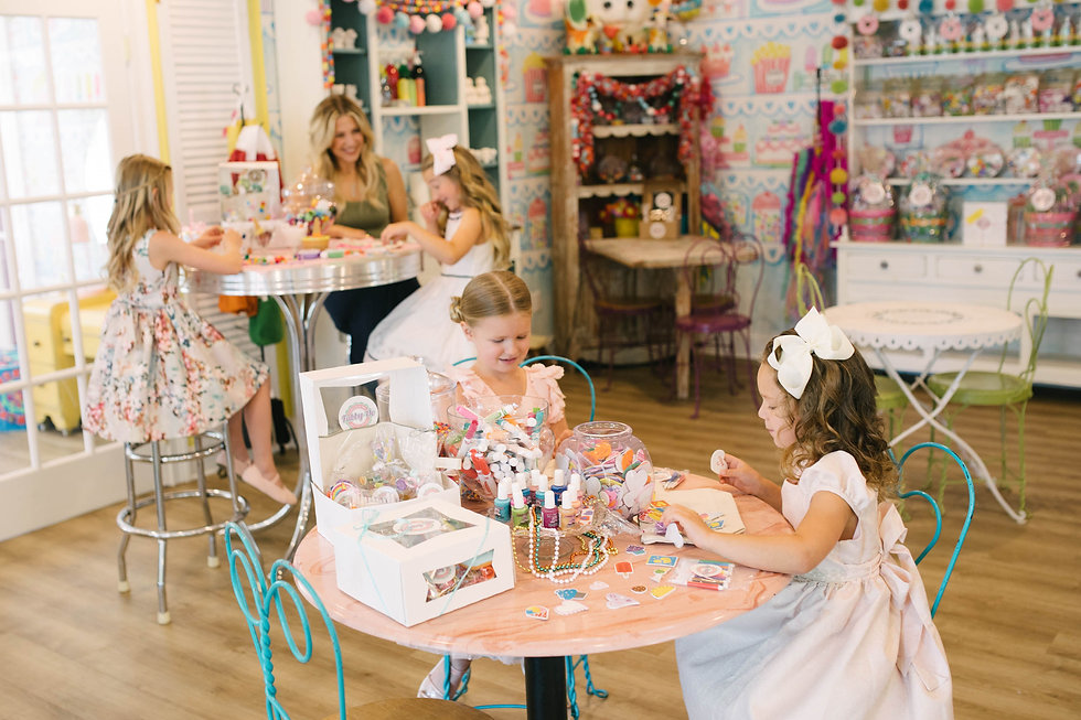 Girl Party Fabby-Do