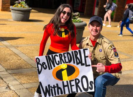 (UGA) HEROs, assemble!