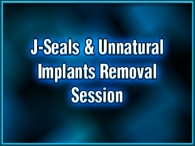 J-Seal and other Implant Removal