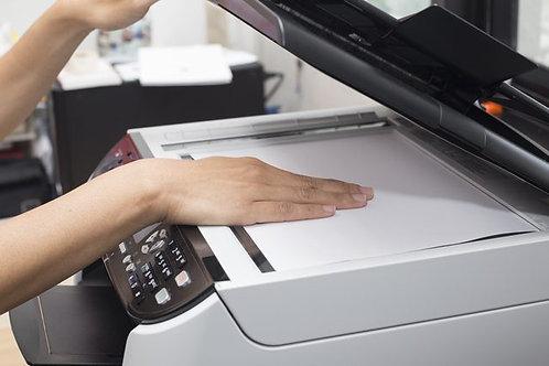 Photocopying Fee