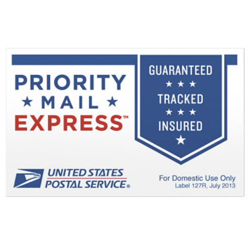 Add Express Mail for Additional Copies