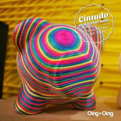 Dias grises -marranos de colores! #oingoingmb #decoracion #diseño #colores #hechoamano #hechoencolom