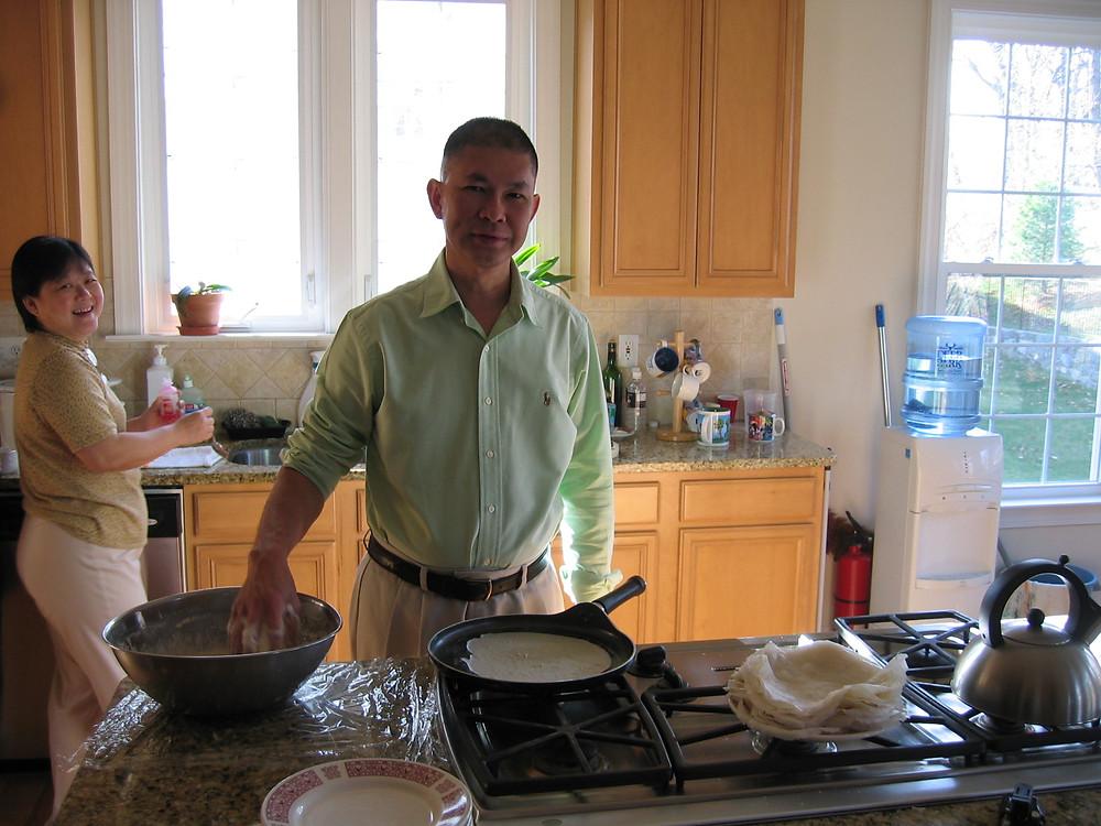 Master Chef Uncle Leslie Phoon