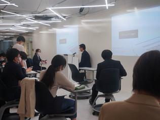 厚生労働省の教育訓練プログラム開発事業「次世代AI人材育成訓練プログラム」のフィールドワークをiLect Studioにて開催いたしました。