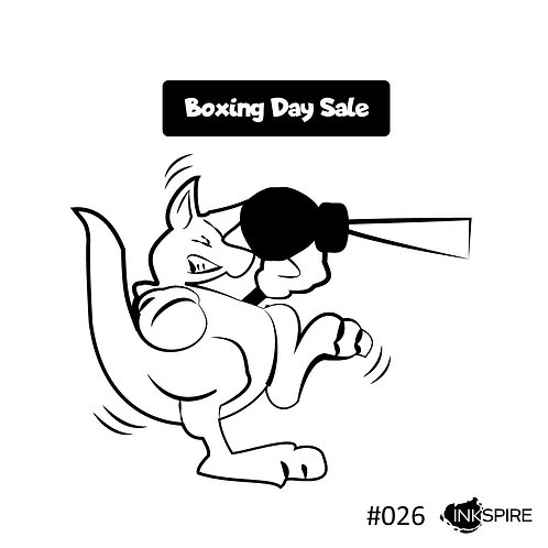 26 Boxing Day Sale