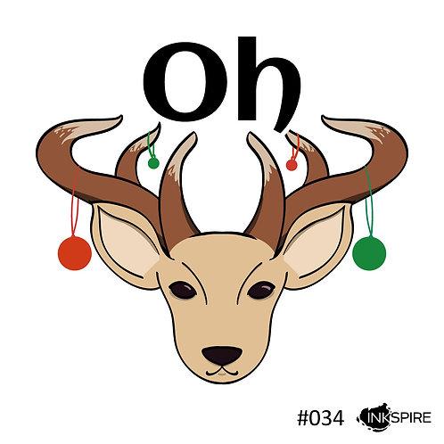 34 Oh Deer