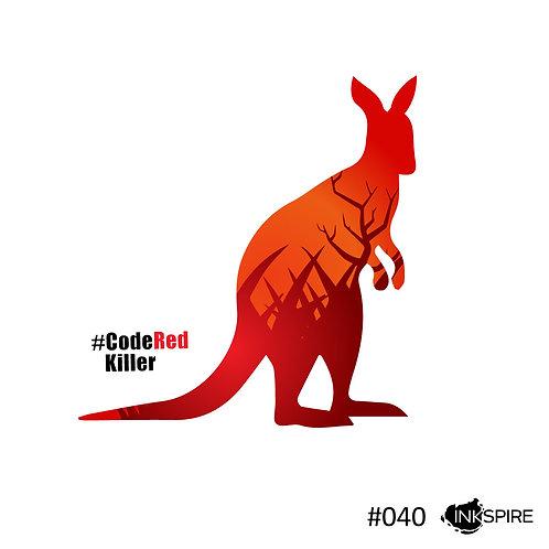40 Bushfire Kangaroo - Code Red Killer