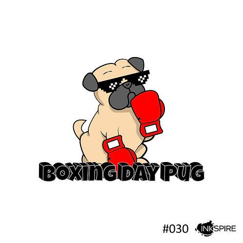30 Boxing Pug