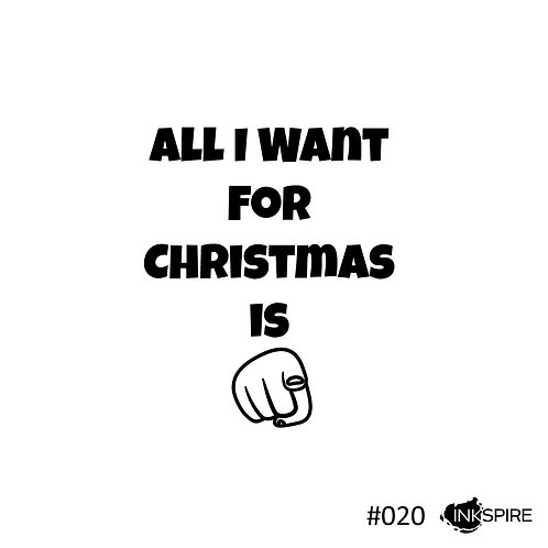 20 All I Want For Christmas Is You