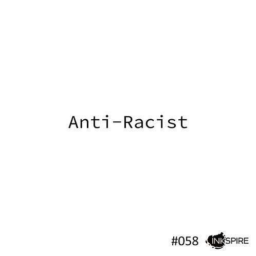 58 Anti-Racist