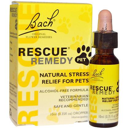 Rescue Remedy/Remède secours pour animaux