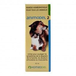 Animodel #2 - Dysplasie de la hanche, douleurs articulaires ou musculaires