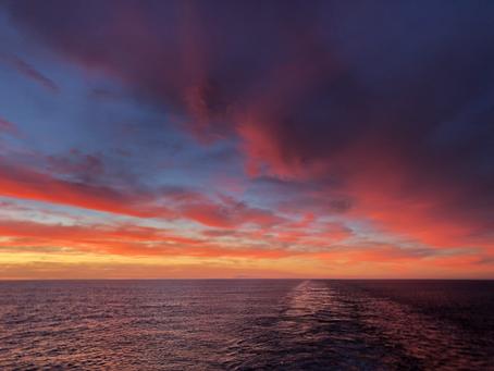 El amanecer más lindo