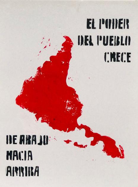 Latinoamérica print #2