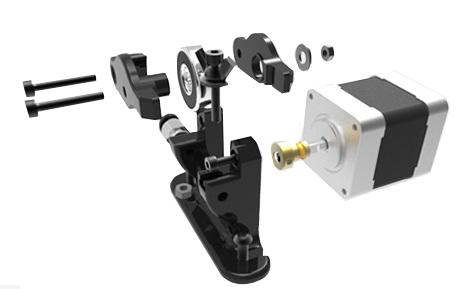 3D Printer Delta DIY Kit Kossel Repr
