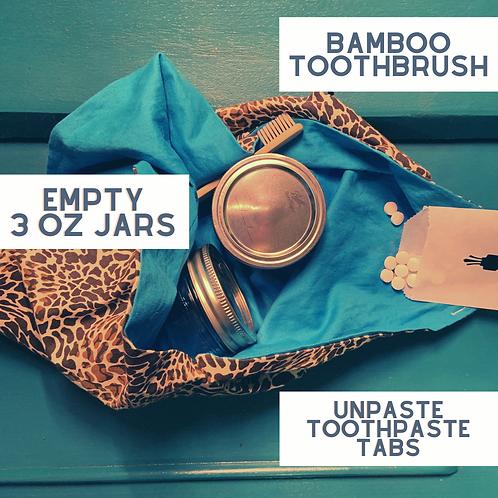 Sans Paquet Sample Bag