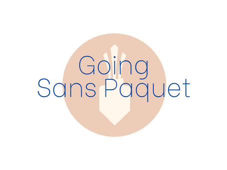 Going Sans Paquet (Without Package!)