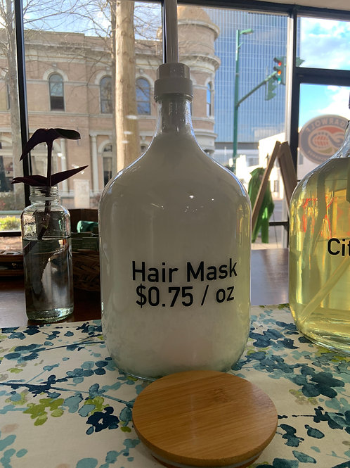 Hair Mask & Conditioner
