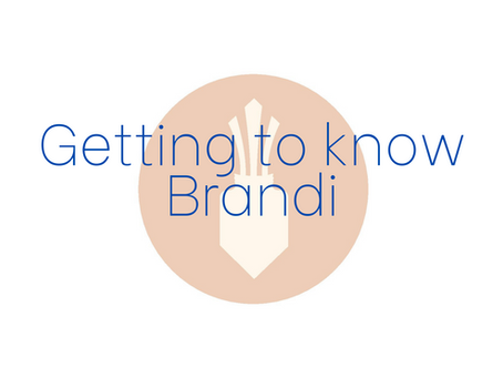 Getting to know Brandi