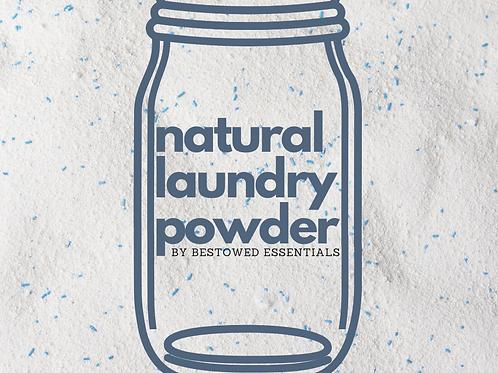 Bestowed Essentials Laundry Powder