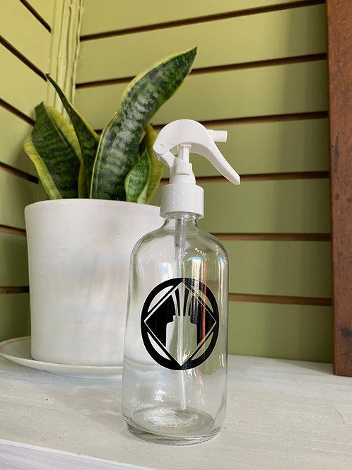 8oz Glass Spray Bottle