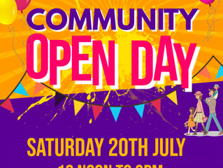 Community Open Day 2019 !!