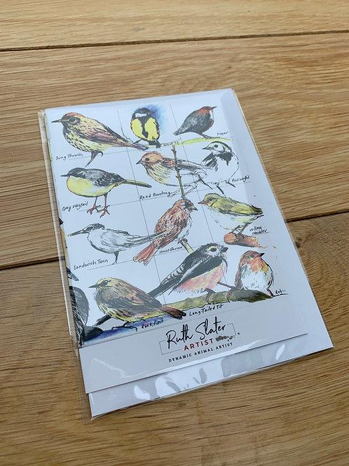 Birds of Bute