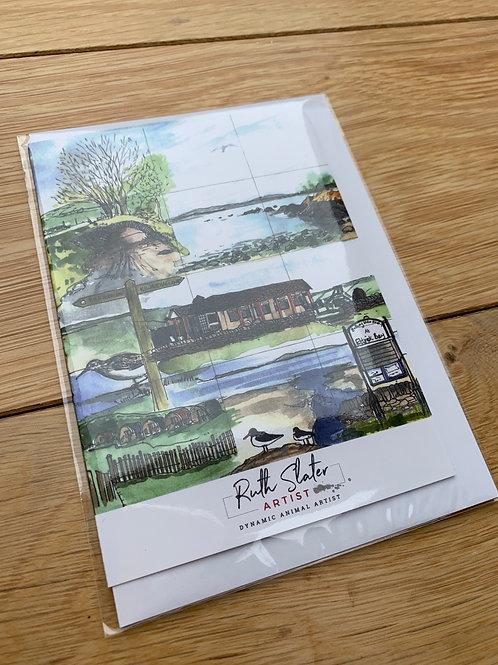Ettrick Bay Card