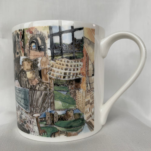 Rothesay Castle Mug