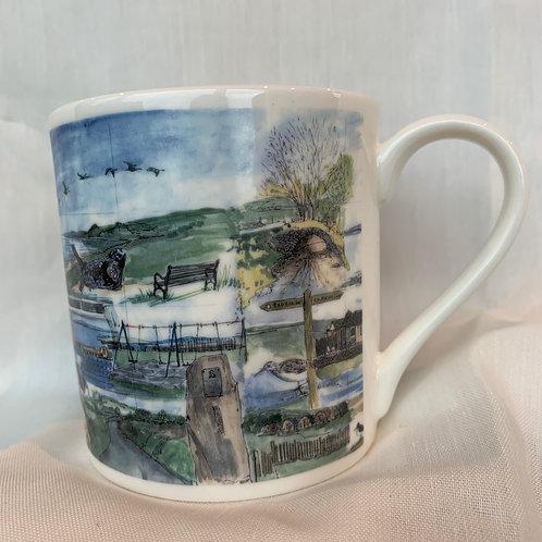Ettrick Bay Mug