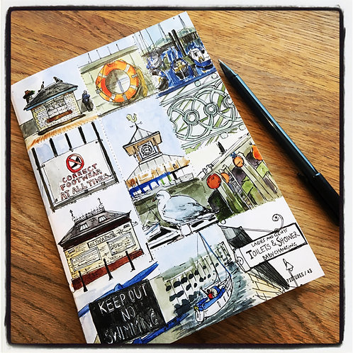 Notebook - Mini Scenes of Rothesay