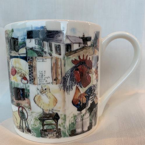 David McVey's Chicken Mug