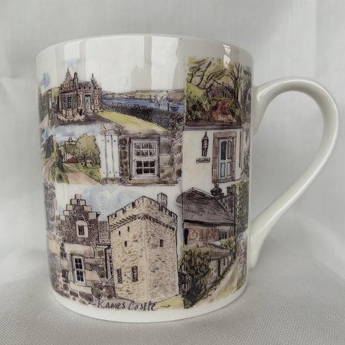 Kames Castle Mug