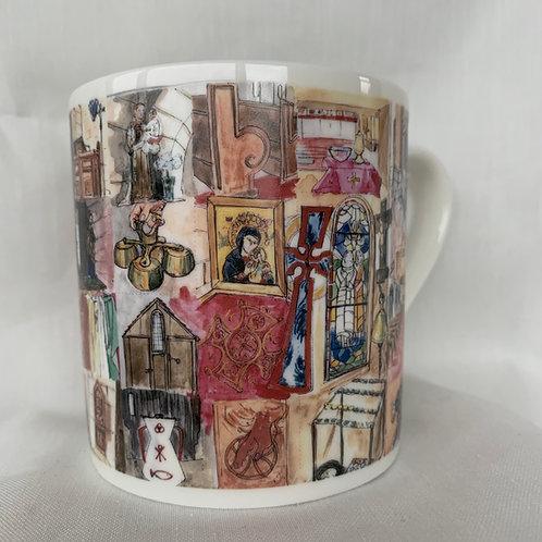 St. Andrew's Church Mug