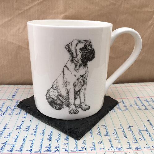 Bull Mastiff mug