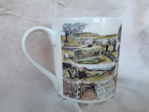 St. Blanes Chapel Mug