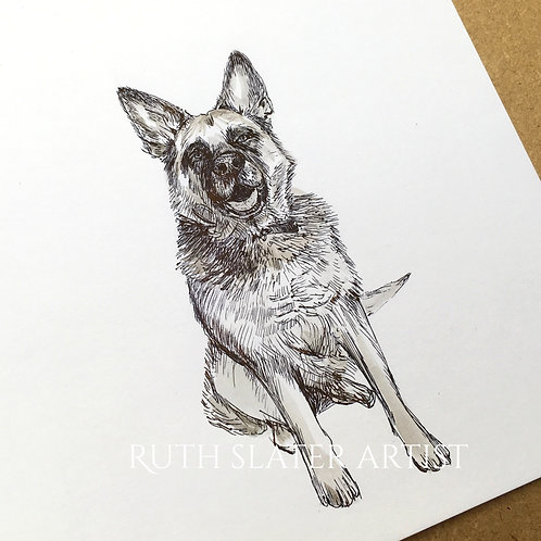 German Shepherd Original