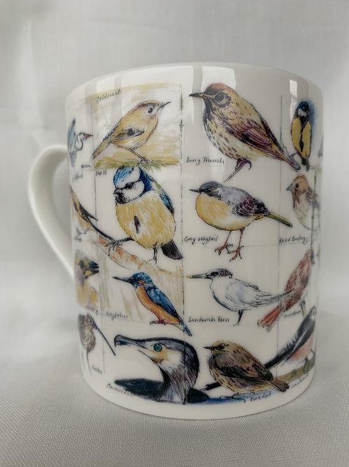 Birds of Bute Mug